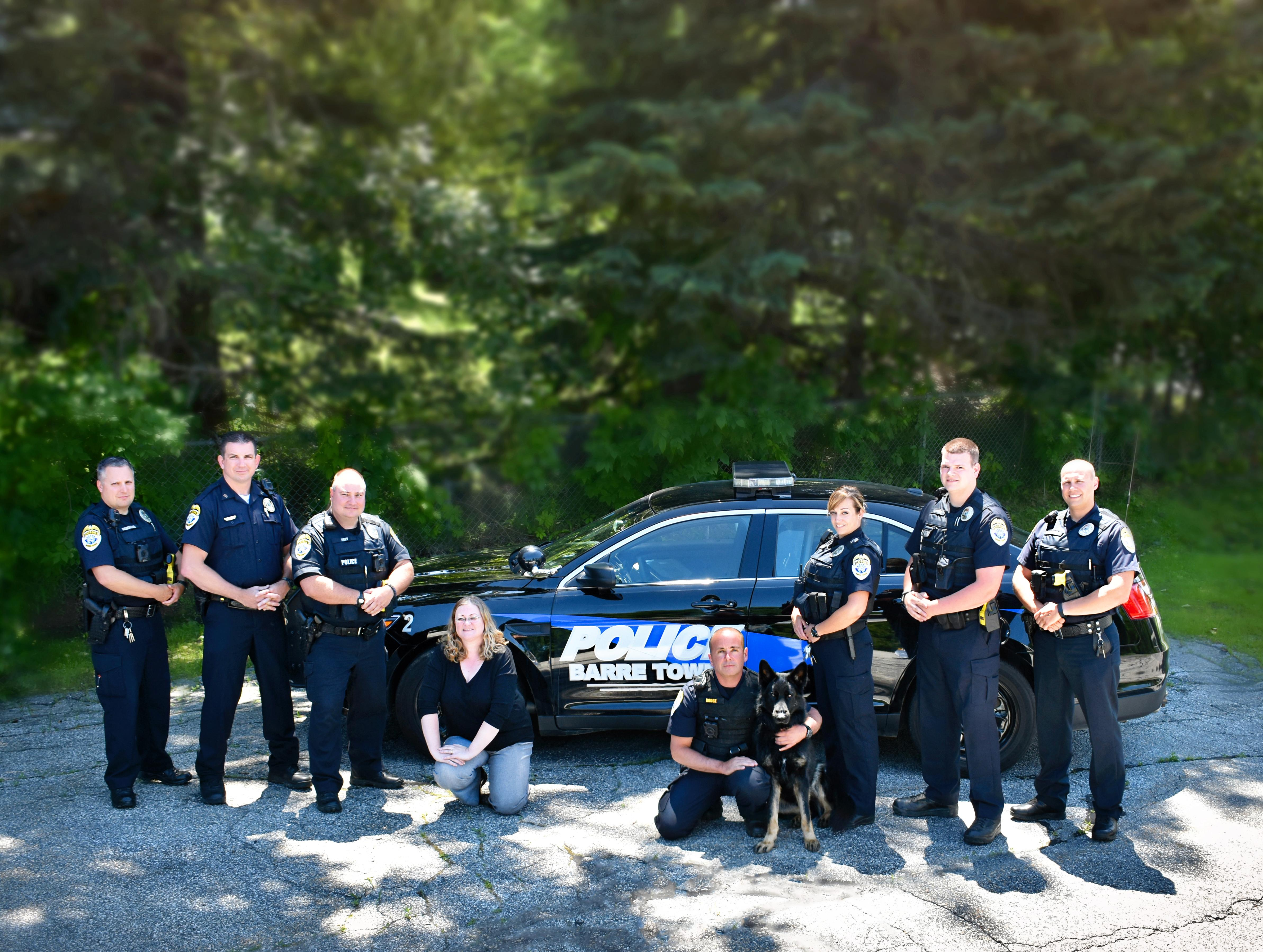 Welcome to the barre town police department sciox Gallery