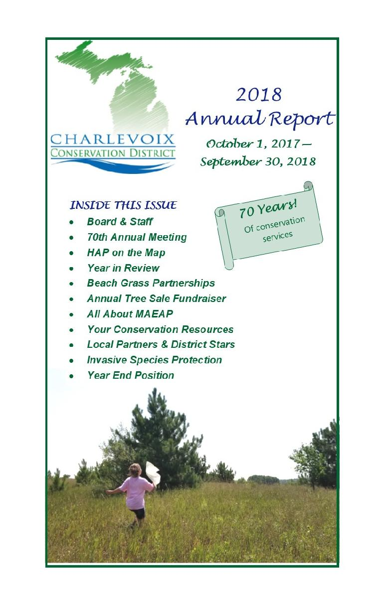 Annual Report FY2018