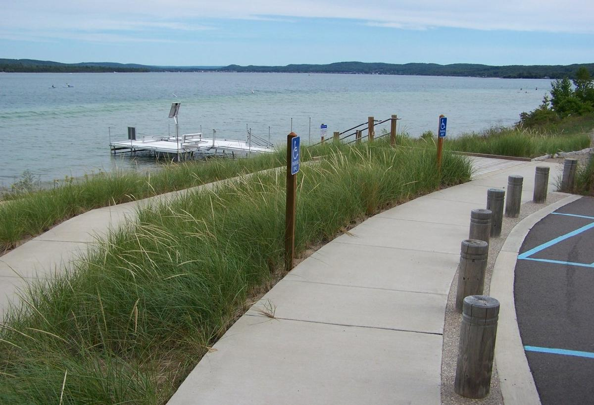Whiting Park - Accessible Kayak Launch & Lift