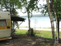 Whiting Park Campground (RV & picnic table)