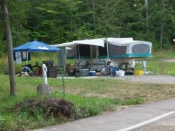 Whiting Park Campground - Electric Site 13
