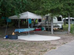 Whiting Park Campground - Electric Site 15