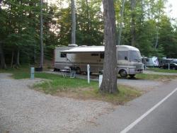 Whiting Park Campground - Electric Site 5