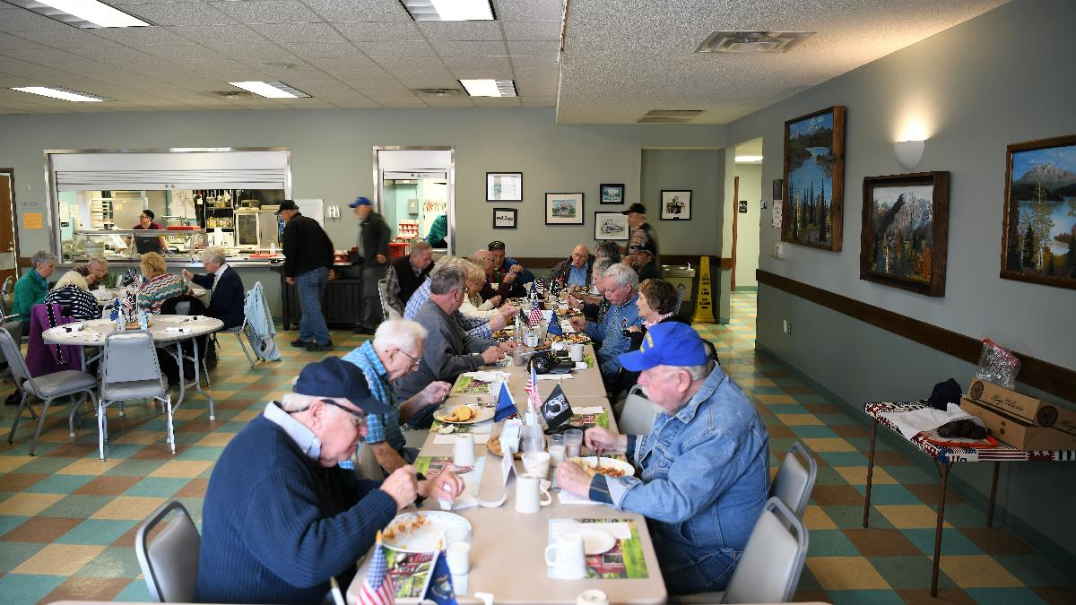 Veterans Free Lunch