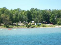 Whiting Park - View from Lake Charlevoix