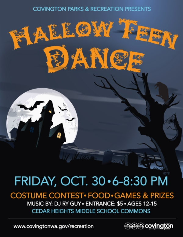 HallowTeenDanceFlyer