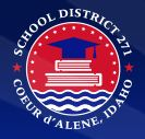 Cd'A School Dist. 271