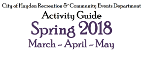 2018 Spring Activity Cropped