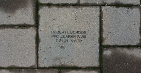 Commemorative Paver Picture