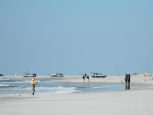 Off Road Vehicle Orv Beach Access To Cape Hatteras National Seas Which Includes All Beaches In Hyde County Requires An Permit