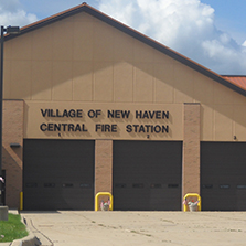 Photo of New Haven Fire Hall
