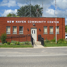 Photo of the New Haven Community Center