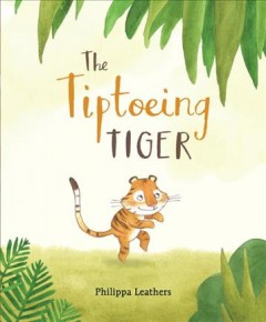 Tiptoeing Tiger